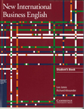 New International Business English