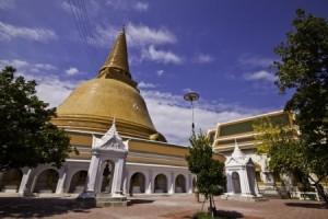 Buddhist Monument in Thailand