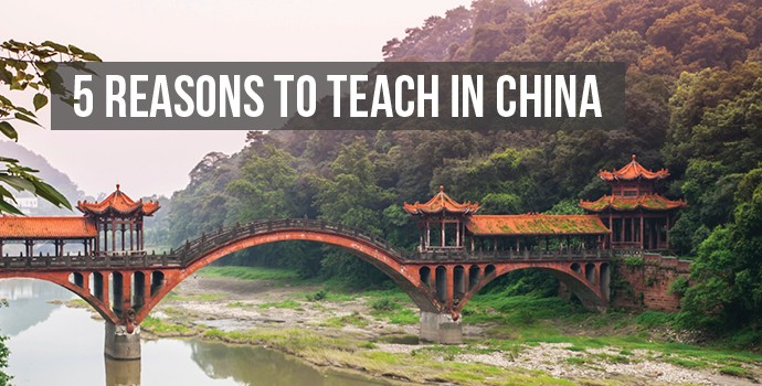 5 Reasons China