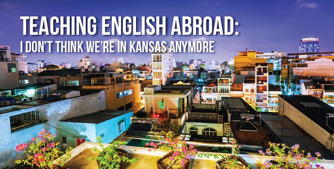 Not in Kansas Anymore