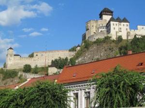 Castle in Trenčín