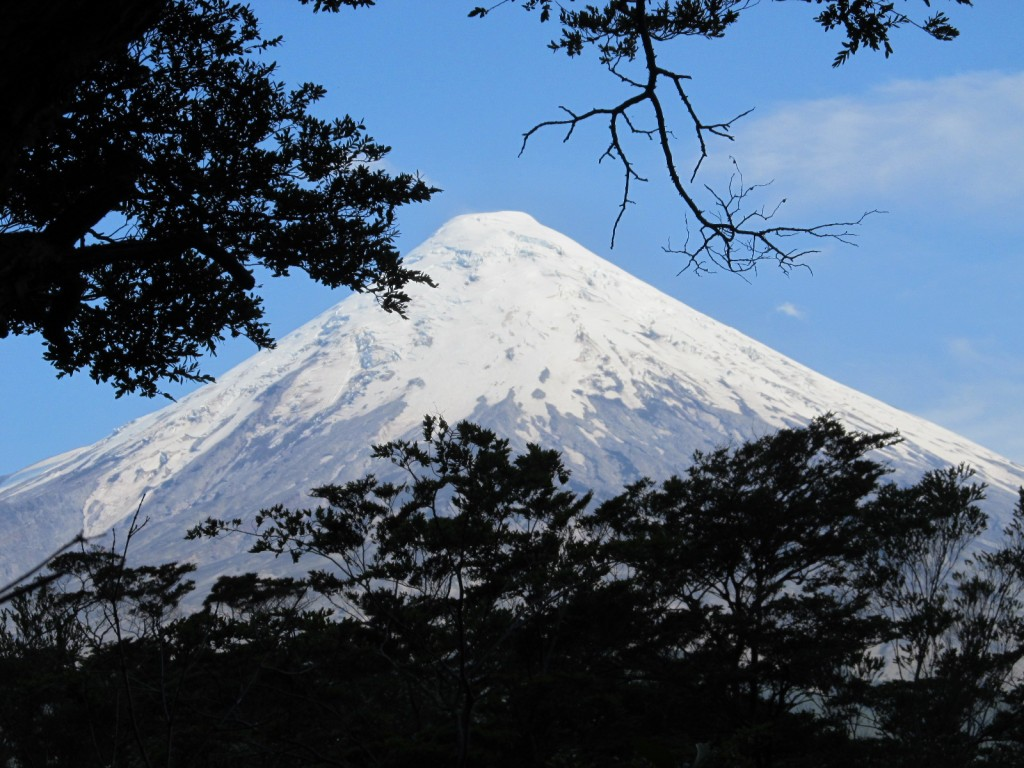 Osorno Volcano, South Chile