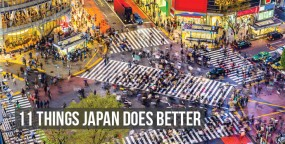 11 Things Japan Does Better