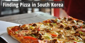 Finding Pizza Places in South Korea