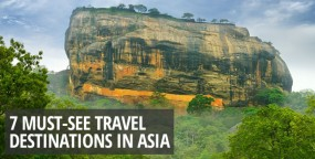 7 Must-See Travel Destinations in Asia