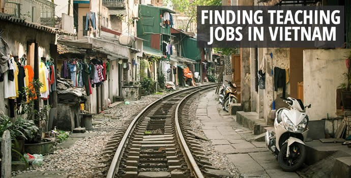 Finding Teaching Jobs in Vietnam