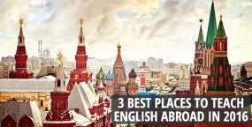 3 Best Places to Teach English Abroad in 2016