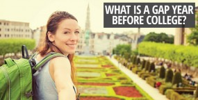 What Is a Gap Year Before College?