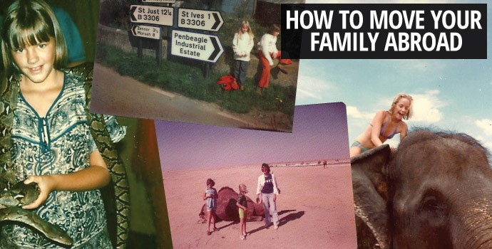 How to Move Your Family Abroad