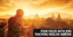 4 Fields with Jobs Teaching English Abroad