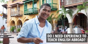 Do I Need Experience to Teach English Abroad?