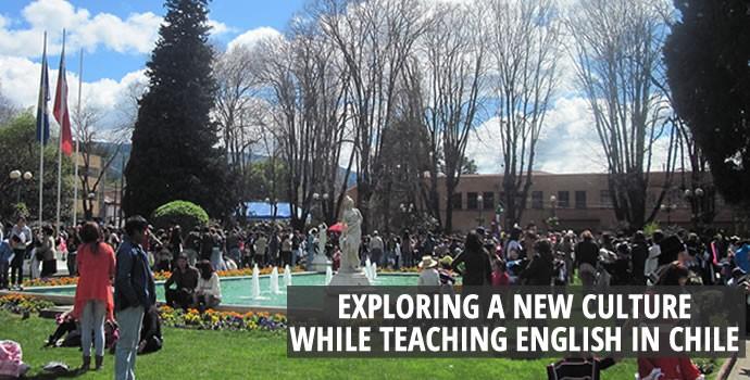 Teaching English in Chile