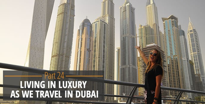 Living in luxury in dubai for Luxury travel in dubai