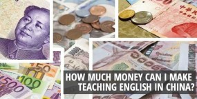 How Much Money Can I Make Teaching English in China?