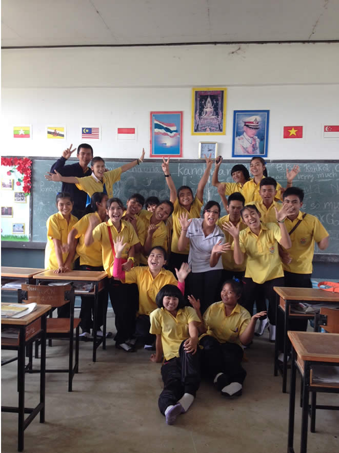 Grad Reviews: Teaching ESL in Thailand & South Korea