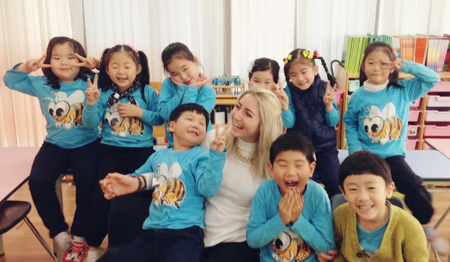 Our grad answers your questions about teaching English in Korea