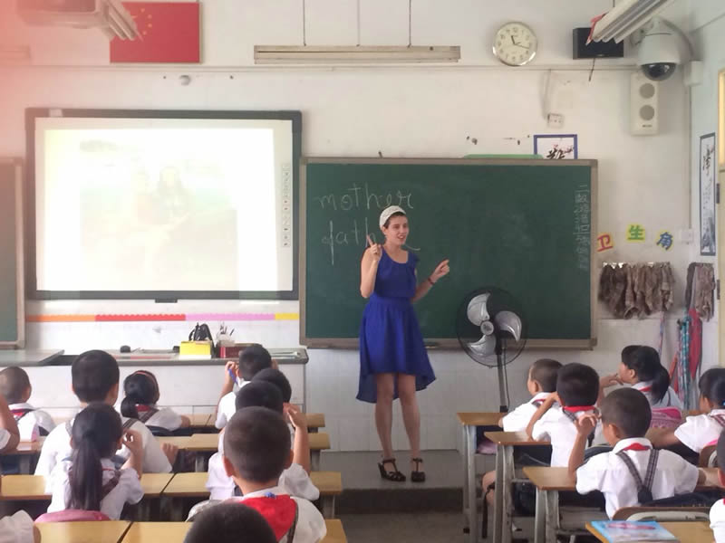 How I found a job teaching ESL abroad - Placement Reviews