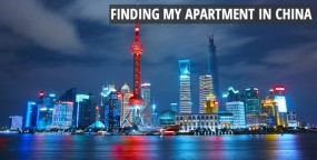 Finding My Apartment in China While Teaching ESL