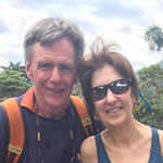 Rich Lee and Jane Lazgin