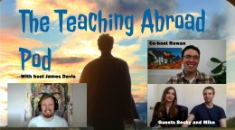 Love Is in the Air – The Teaching Abroad Pod (Episode 1)