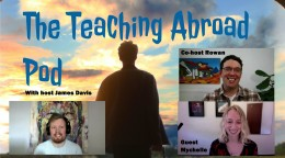 The 'New' Italian Job (and the Pineapple on Pizza Debate) – The Teaching Abroad Pod (Episode 3)