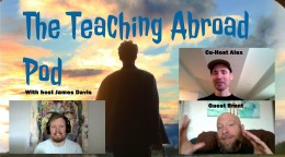 Getting Paid to Drink Wine (and Teach ESL) – The Teaching Abroad Pod (Episode 2)