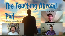 China vs. Canada – a Teacher's Perspective – The Teaching Abroad Pod (Episode 4)