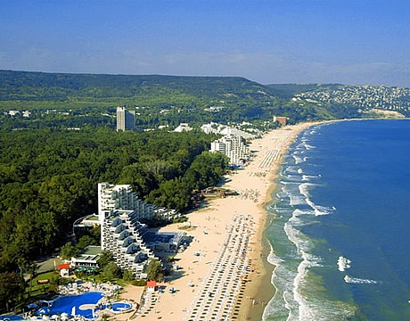 Black Sea resorts