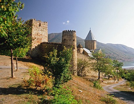 Town of Kazbegi
