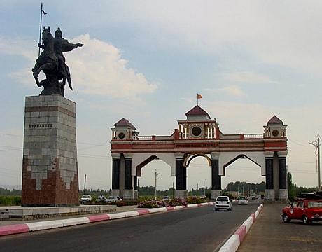 Jalal-Abad Gates