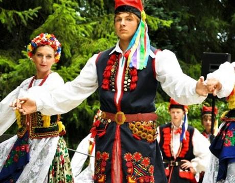 Polish Dancers