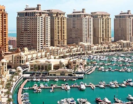 Doha Harbor